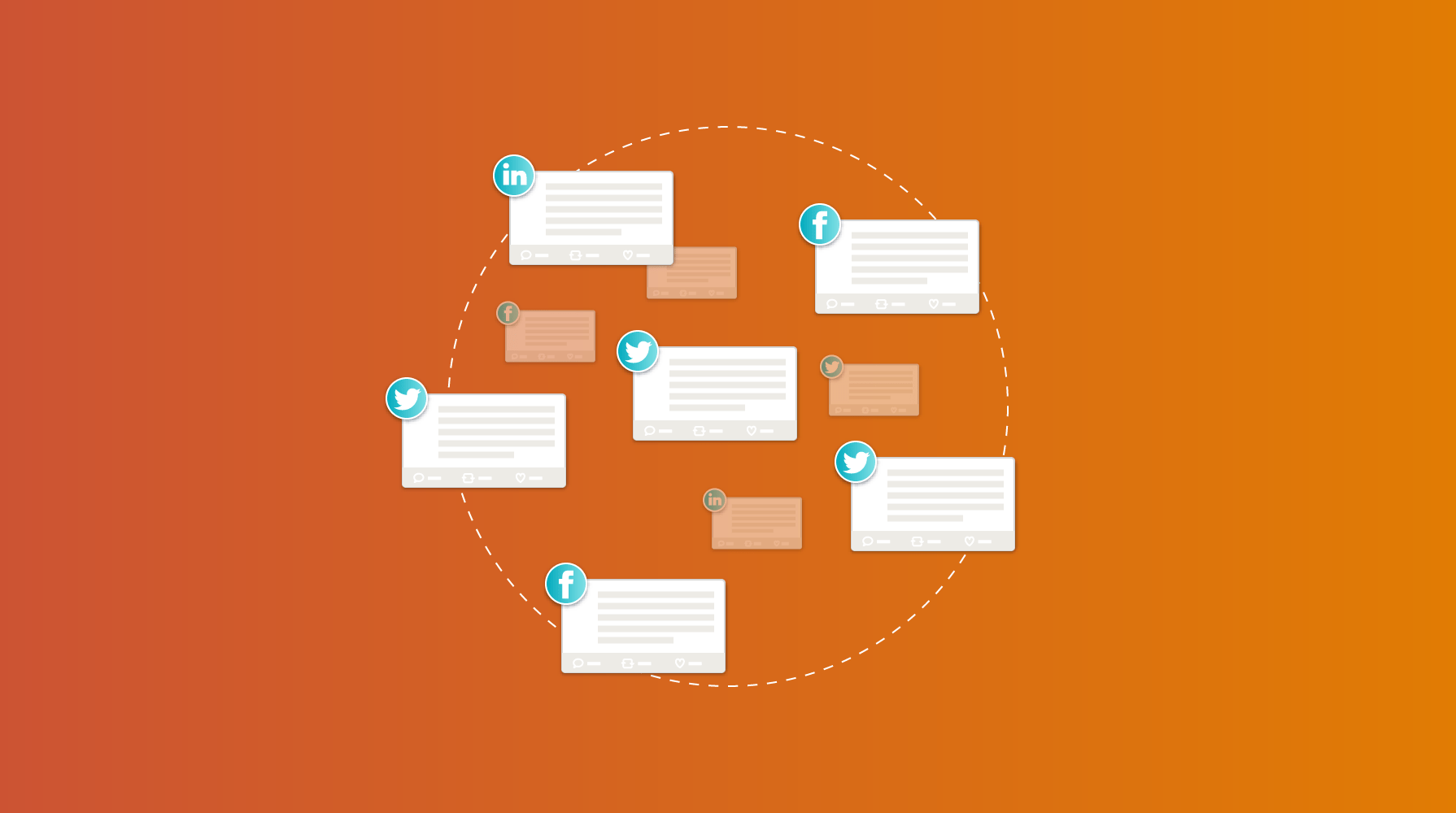 Create Order From Chaos With Beacon Social Media Campaigns