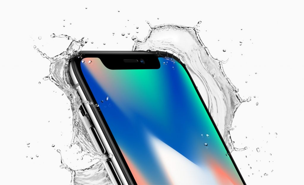 The Apple iPhone X - social media trends