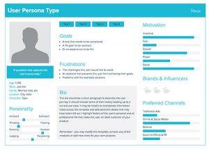 Xtensio buyer persona templates