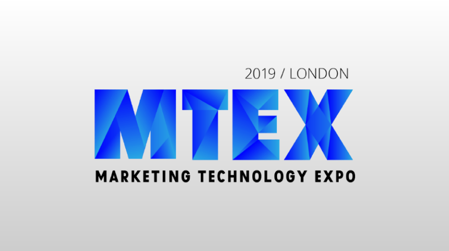 Join us at Europe's leading marketing technology expo – MTEX