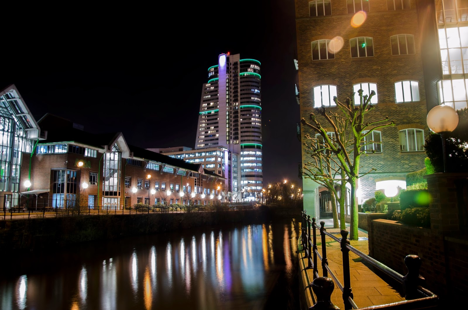 Leeds Digital Festival will be close by the river Aire
