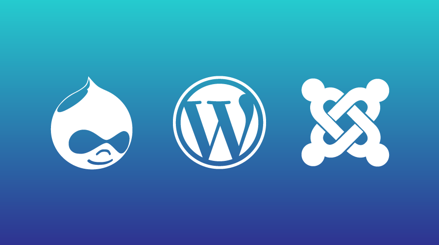 Get Better Analytics With Our Drupal, WordPress, and Joomla Plugins