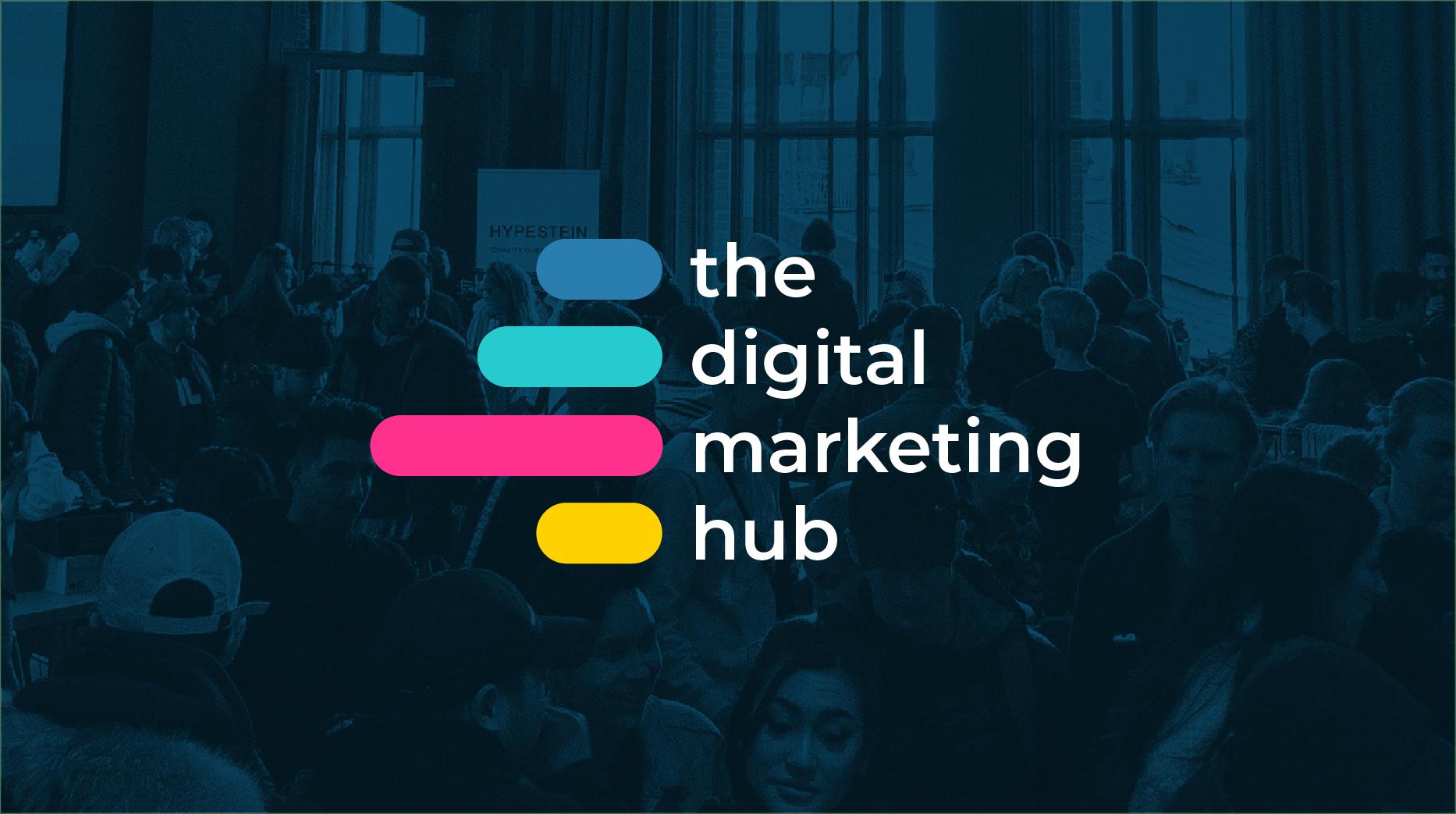 The Digital Marketing Hub Launch was a Success