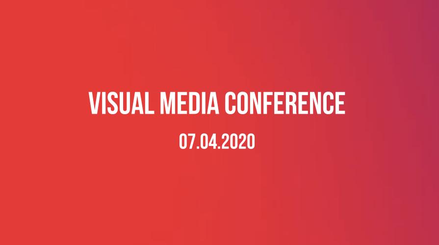 Visual Media Conference 2020