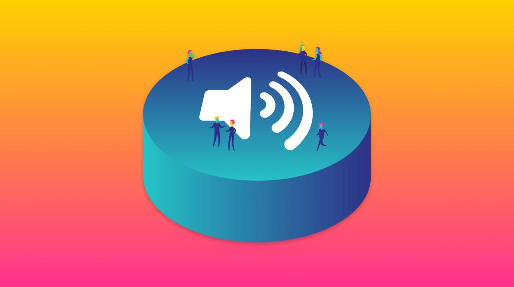 audio: advertising header