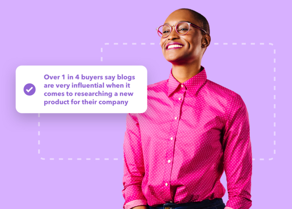 blogs are influential when it comes to customer research