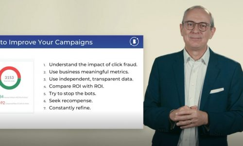 MTEX Keynote from Nigel Bridges on Ad Fraud